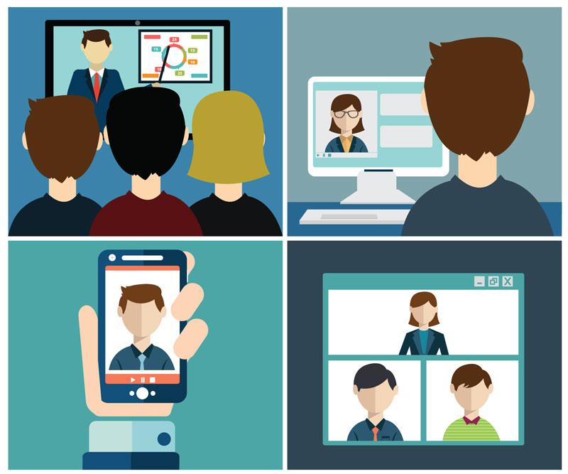 معیارهای انتخاب سرویس ویدئو کنفرانس مناسب