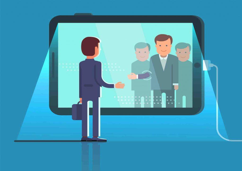 ده مزیت استفاده از ویدئو کنفرانس در مشاغل